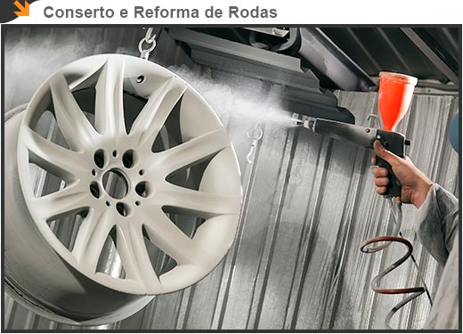 Conserto e Reforma de Rodas