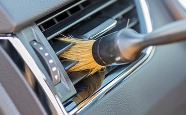 Higienização e Limpeza do Sistema de Ar Condicionado