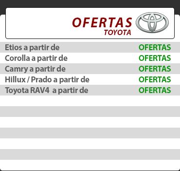 Catálogo Pneus Toyota