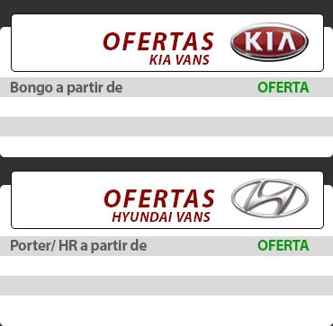 Catálogo de Pneus Kia e Hyundai Vans