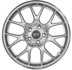 Roda Esportiva – BBS – GT – Aro 17 – 4 furos