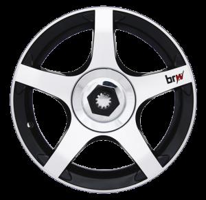 Roda Esportiva – BRW – BRW450 – Aro 15 – 4 furos