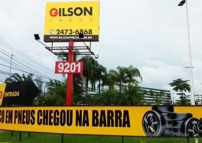Loja Gilson pneus