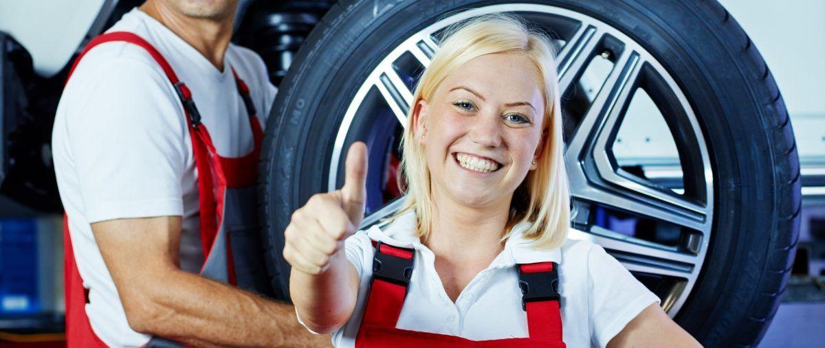 uma imagem sobre pneu