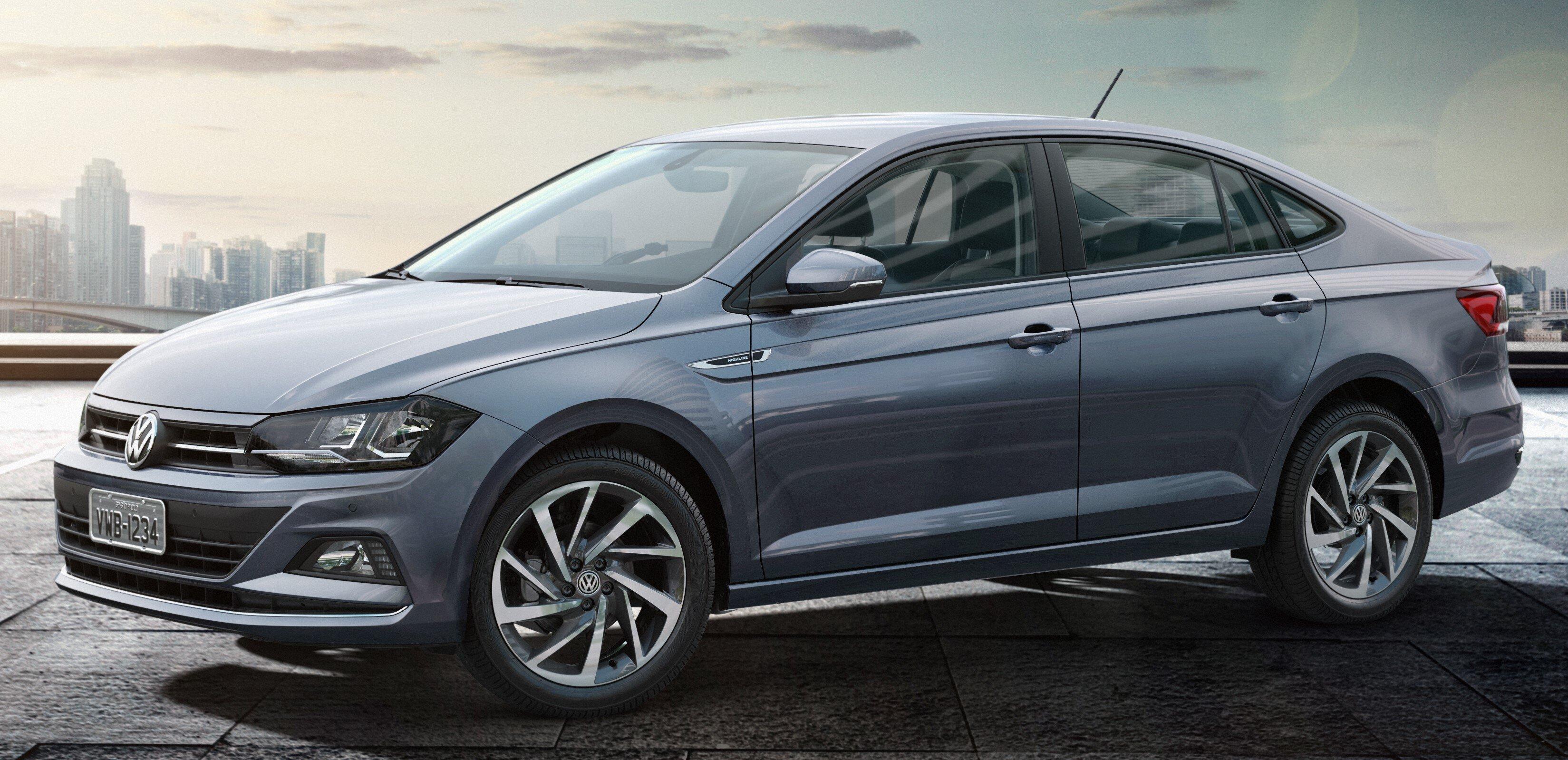 Pneu para Volkswagen Virtus