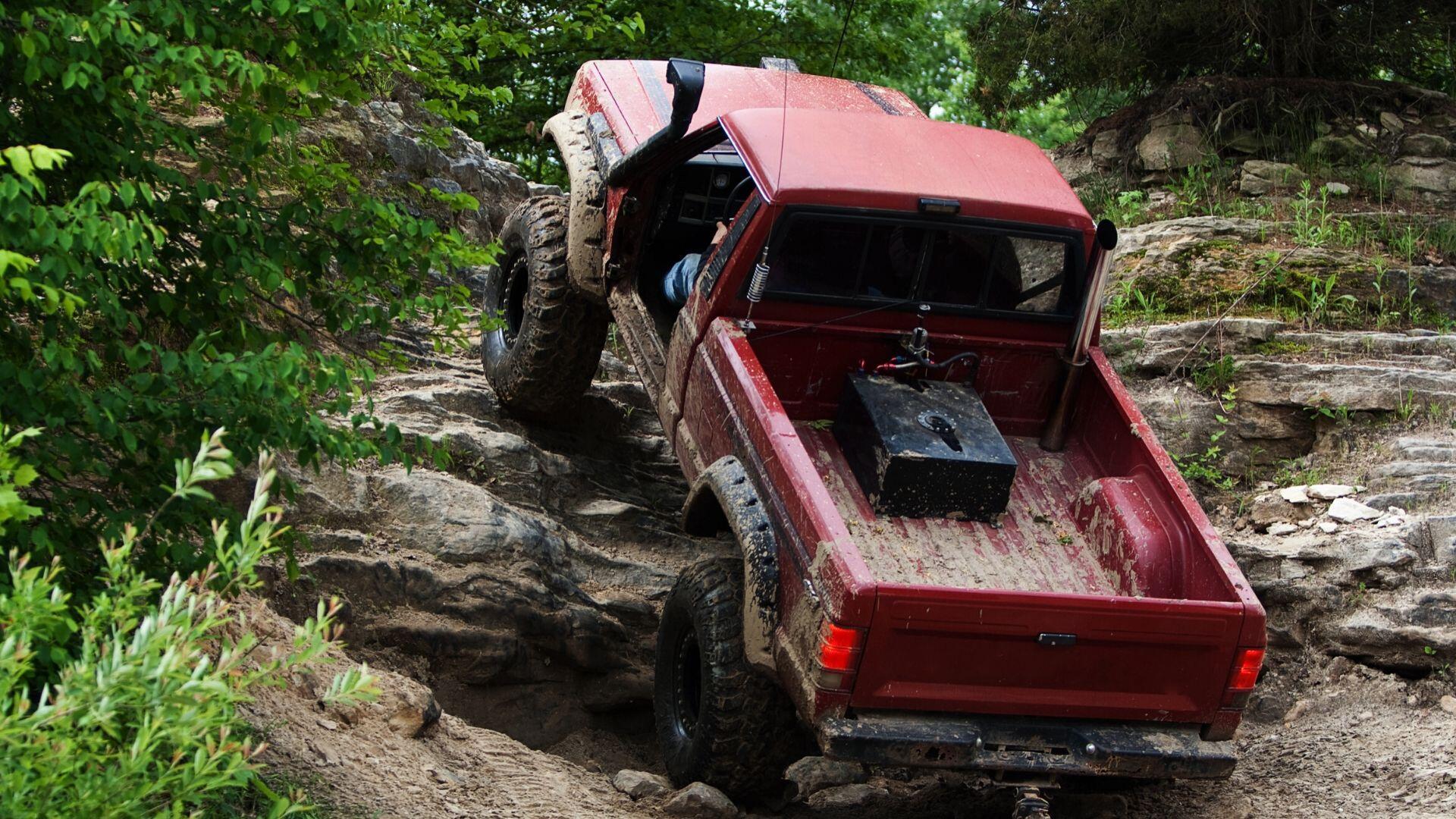 o pneu off road r16