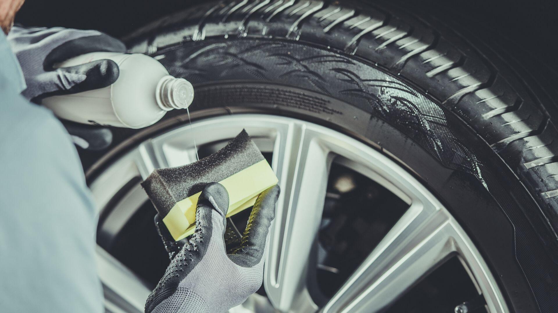 Verificação periódica dos pneus