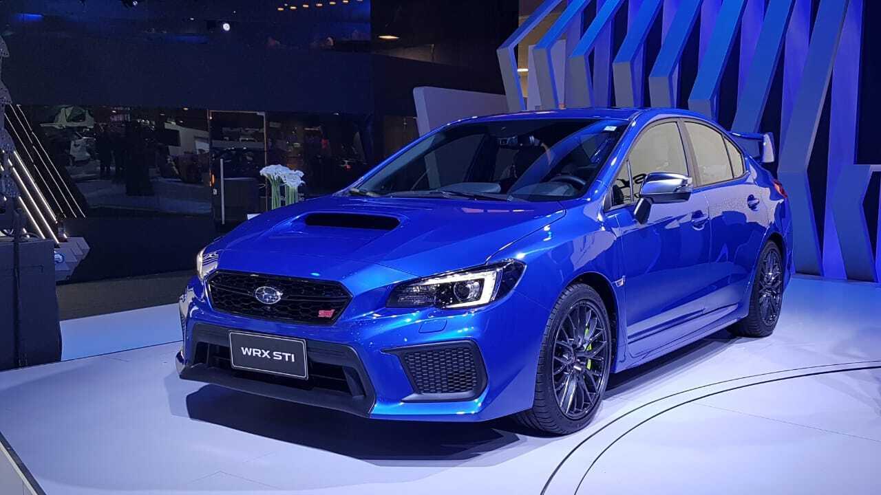Pneu para Subaru WRX