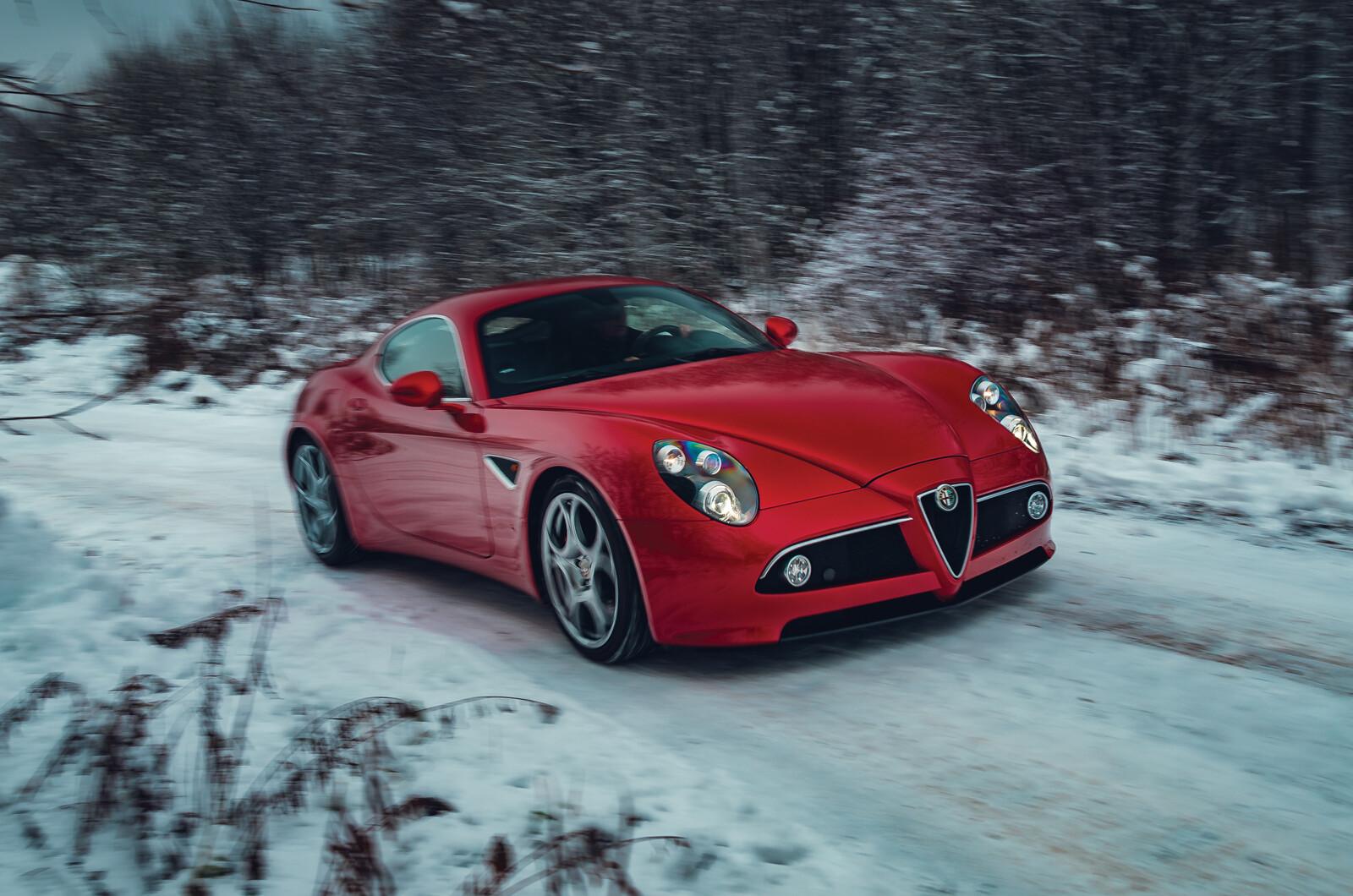 Pneu para Alfa Romeo 8c