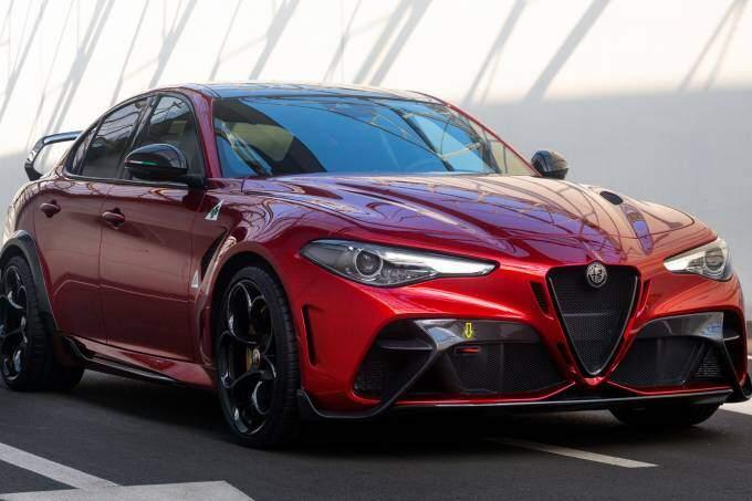 Pneu para Alfa Romeo Giulia
