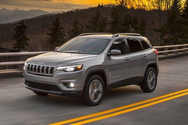 Pneu para Jeep Cherokee