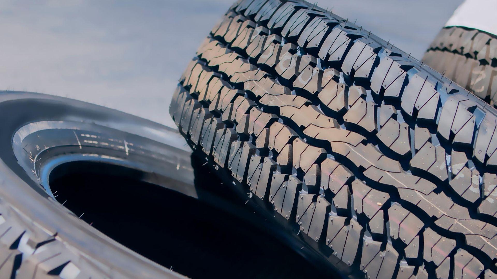 Verificação periódica de pneus