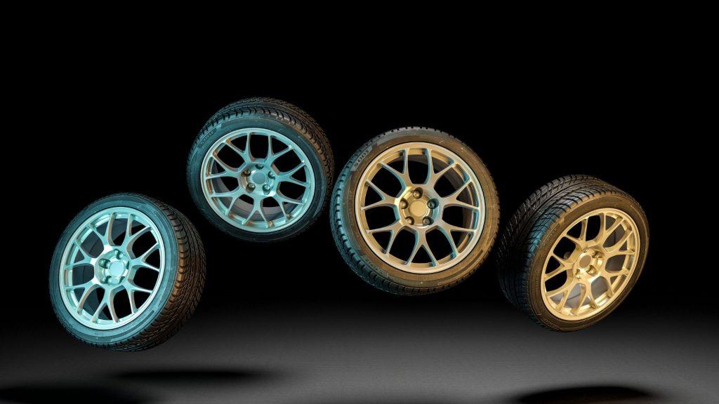 customização de rodas