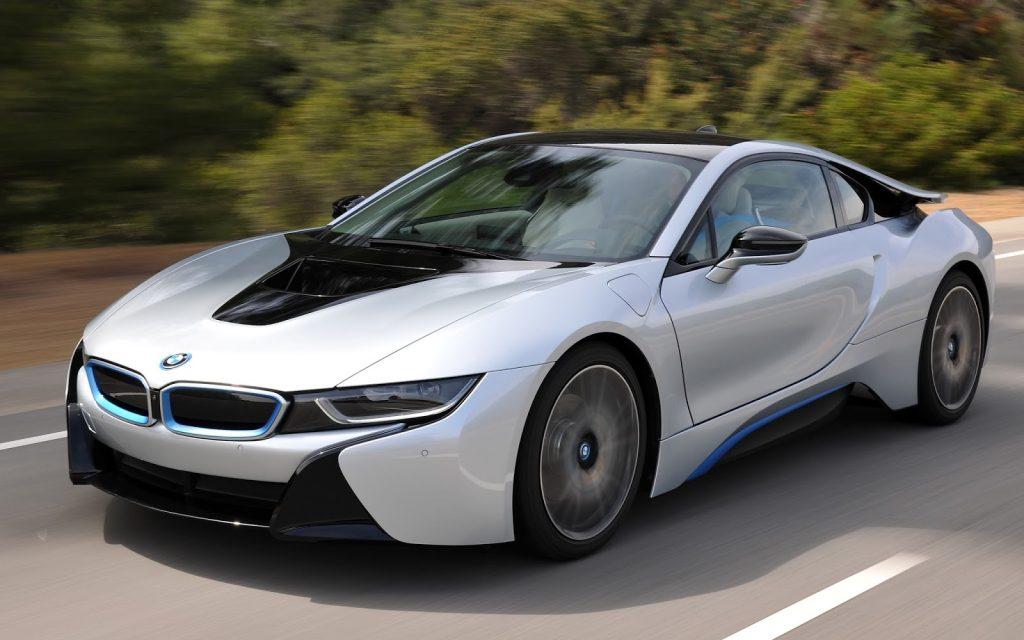 Pneu para BMW i8