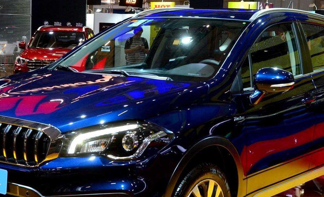 Qual o melhor pneu para Suzuki S-cross?