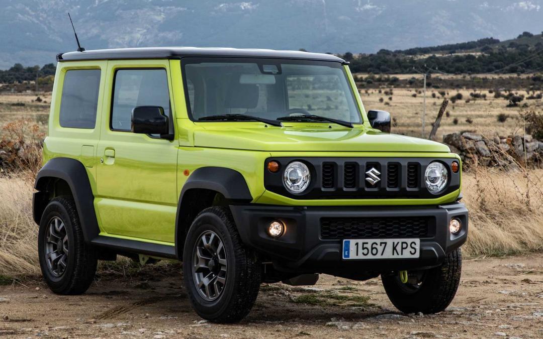 Pneu para Suzuki Jimny Sierra – Qual o melhor?